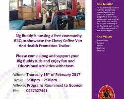 Big Buddy Community BBQ 2017